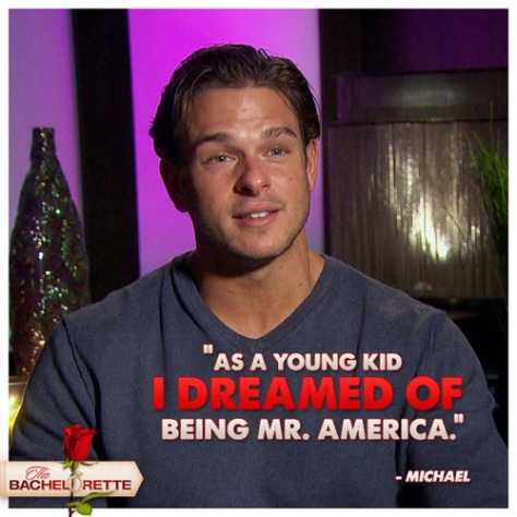 Michael Mr America